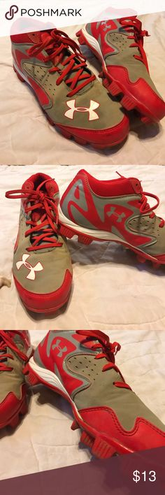 Under Armour Baseball Cleats Used before but in good condition. Under Armour Shoes Athletic Shoes