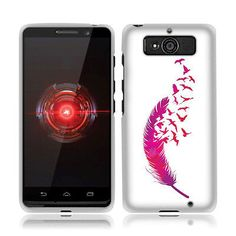 For Motorola Droid Mini XT1030 Design SNAP ON Hard Protector Case Cover