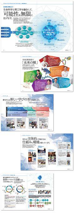 東京工業大学 パンフレット作成