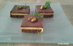 Pastelitos de chocolate y naranja Chocolate Nestle, Mousse, Pudding, Desserts, Food, Chocolates, Chocolate Frosting, Frases, Home