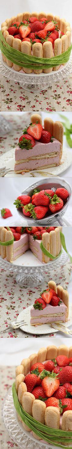 Carlota de fresas