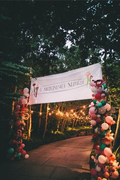 A Midsummer Mingle via honesttonod.com