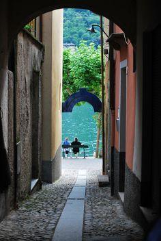 allthingseurope:  Isola dei Pescatori, Lago Maggiore, Italy (by NoiDue723)