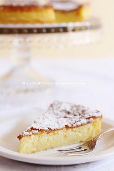La torta magica al cocco  senza glutine ...e buon anno nuovo!