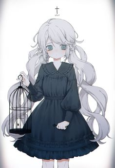 What do you think the world would be like without mirrors? Cool Anime Girl, Cute Anime Guys, Beautiful Anime Girl, Kawaii Anime Girl, Anime Art Girl, Manga Girl, Anime Girls, Girls Characters, Anime Characters