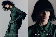 Preview: Anja Rubik for Marc Jacobs Spring 2015 Campaign