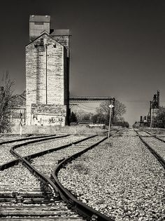 Grain Elevator II by Dave Carter · 365 Project