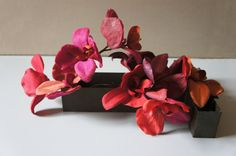 Orchidee rosa by FioriLelle on Etsy, €80.00