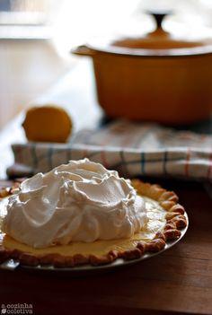 A Cozinha Coletiva: Torta de Sour Cream e Limão
