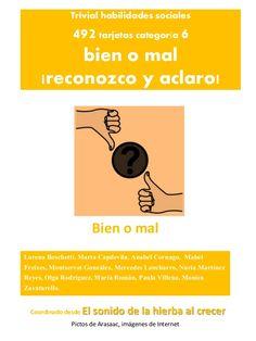 Trivial Bien o mal. http://elsonidodelahierbaelcrecer.blogspot.com.es/2014/02/trivial-categoria-bien-o-mal.html