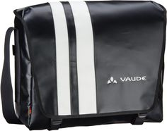 Vaude Bert L Black (innen: Orange) - Notebooktasche   Tablet