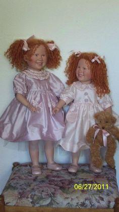 Charming doll-children Anna Mitrani (Anne Mitrani dolls) Girls Dresses, Flower Girl Dresses, Love Her, Anna, Dolls, Children, Wedding Dresses, Amazing, Collection