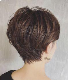 Short Hair With Layers, Short Hair Cuts For Women, Short Shag Hairstyles, Straight Hairstyles, Fine Hair Cuts, Choppy Hair, Shot Hair Styles, Haircut For Thick Hair, Hair Affair