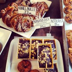 Fika at Café Husaren. │From Gothenburg guide in German on Pony Dance Clyde.