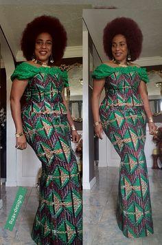 African Maxi Dresses, Latest African Fashion Dresses, African Dresses For Women, African Print Fashion, Africa Fashion, African Women, African Design, Skirt Fashion, Diva