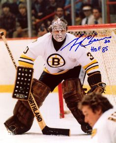 Signed in blue sharpie x color photograph. The photo was signed on May at the Tropicana Sports Pavilion in Las Vegas. Hockey Goalie, Hockey Teams, Hockey Players, Ice Hockey, Hockey Room, Hockey Stuff, Nhl, Boston Bruins Goalies, Hockey Pictures