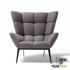 Tuulla Chair by Jeff Vioski