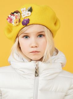 Monnalisa  monnalisa  italian kids brand Winter Hats, Fall Winter, Winter 2017, Aw 2017, Kids Branding, Wild Child, Fashion Brands, Kids Outfits, Kids Fashion