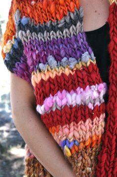 Handspun Yarn by Yospun