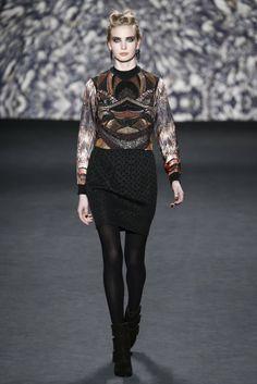 Nicole Miller RTW Fall 2014 - Slideshow - Runway, Fashion Week, Fashion Shows, Reviews and Fashion Images - WWD.com