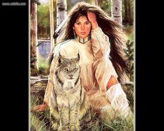 Native American Maija Art   Drawing & Painting: Feline Mischief by Maija, picture nr. 13082