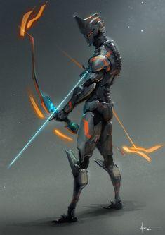 Resultado de imagem para fox ninja armor