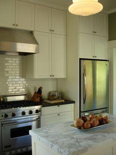 kitchens ivory kitchen cabinets subway tiles backsplash ivory