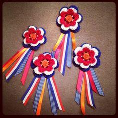 Love Crochet, Crochet Flowers, Dutch Tulip, Going Dutch, Kings Day, Easy Crochet Patterns, Art Club, Delft, Amigurumi Doll