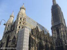 Dóm sv. Štěpána ve Vídni