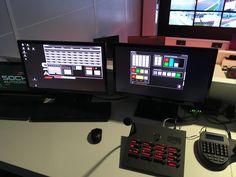 """Das _wige Team, das 2014 die gesamte Special Race Electronik (Race Control, Streckenkameras, Zeitnahme-System etc.) an der russischen Grand-Prix-Strecke installierte, unterstützt das """"Sochi Autodrom"""" auch in diesem Jahr und sorgt für ein reibungsloses Funktionieren aller Systeme. #wigemacht #Motorsport #RaceControl #Sochi"""