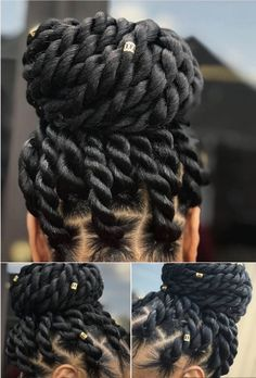 98 Amazing Amazing and Artistic Braided Hairstyles for Black Girl for Upcoming New Year 2019 - Frisuren Natural Braided Hairstyles, Twist Braid Hairstyles, Braided Hairstyles For Black Women, African Braids Hairstyles, Braids For Black Hair, Twist Braids, Girl Hairstyles, Black Hairstyles, Wedding Hairstyles