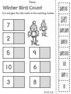 math worksheet : 1000 images about math on pinterest  3d shapes math and  : Tally Mark Worksheets For Kindergarten
