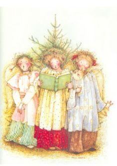 La historia de la tarjeta de Navidad