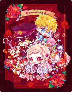 Read from the story imágenes de Jibaku Shounen hanako-kun 👻 by (Nagisa Akabane Shiota) with reads. Anime Chibi, Cartoon As Anime, Kawaii Chibi, All Anime, Kawaii Anime, Manga Anime, Anime Art, Hanako San, Aldnoah Zero