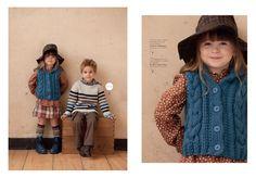 Catalogue Pitchoun enfant n°81 - Catalogues tricot enfant - Phildar