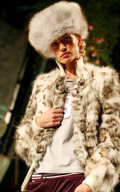 Irina Krutikova | Gallery Fur Fashion, Mink, Fur Coat, Stylists, Gallery, Jackets, Fashion Design, Fur Coats, Jacket