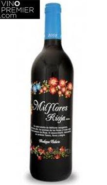 VINO TINTO MILFLORES 2009  Vinos Tintos - D.O. Rioja   6.04€    Precio con I.V.A. Incluido