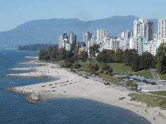 Vancouver, Canada: A City For All Seasons 				 							 								50