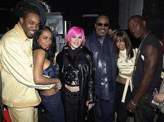 Bussa Bus, Aaliyah, Pink, Stevie Wonder, Mya  Tyrese