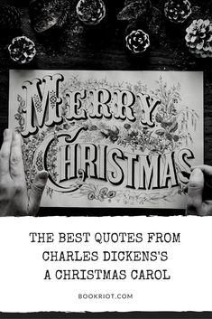 The Best Quotes from Dickens's A Christmas Carol - christmass A Christmas Carol Quotes, A Christmas Carol Themes, Christmas Carol Charles Dickens, Christmas Eve Service, Christmas Tree Lots, Christmas Books, Christmas Ideas, Christmas Crafts, Merry Christmas