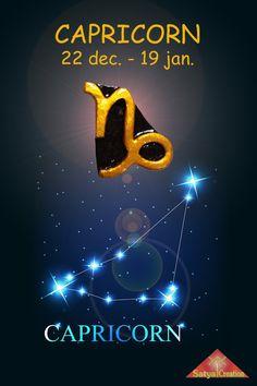 Pendentif Capricorne, sur Etsy : Satya Creation.