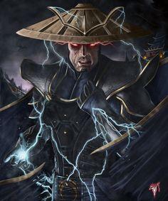 MK Legacy Thunder God by Esau13 on DeviantArt