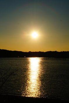 夕陽  in Japan Ise Shima