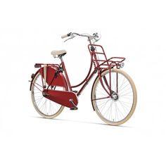 BATAVUS Hollandrad Old Dutch plus 3 Gang, Freilauf, rot | Hollandrad Berlin - Hollandräder, E-Bikes und Zubehör
