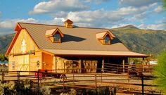 The Cascade 24 Blueprint Planning Kit - Barn Pros