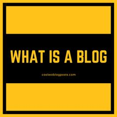 What Is A Blog, Movies, Movie Posters, Films, Film Poster, Cinema, Movie, Film, Movie Quotes
