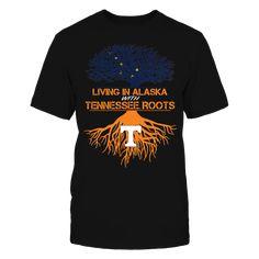 Tennessee Volunteers - Living Roots Alaska