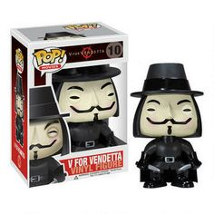 V for Vendetta Vinyl Pop! Figure