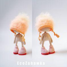 Скоро появится новая Зайка) #eco_zabawka