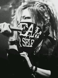 Ruki ~ The GazettE  #TheGazettE #Ruki #VisualKei